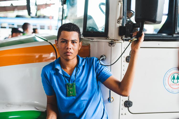 Busbahnhof Managua - Assistent