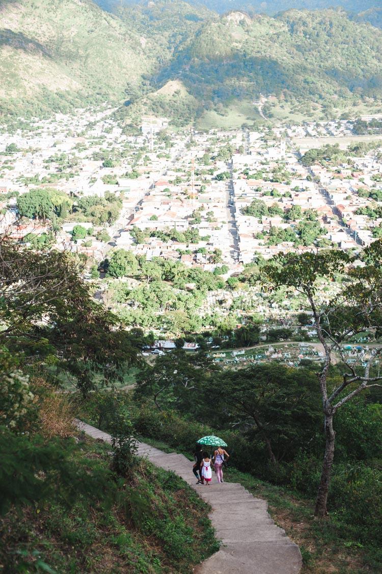 Blick auf Jinotega 2