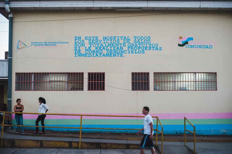 """Man mag über den Entwicklungsstand dieses Landes sagen was man will, aber das ist fortschrittlich: """"In diesem Krankenhaus sind alle Behandlungen gratis."""""""