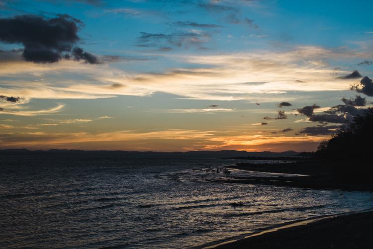 Nach aufregenden Wochen gönne ich mir ein paar Tage Auszeit auf der Insel Ometepe. Das ist der Blick aus meiner Hängematte und genau der Ort, an dem ich diese Zeilen tippe.