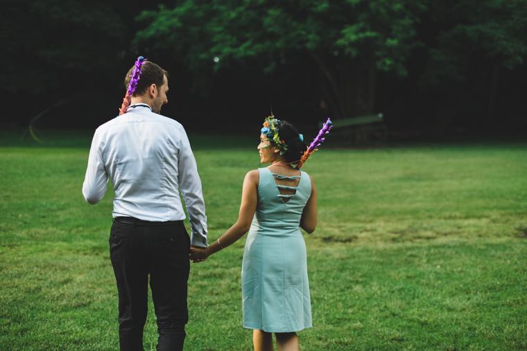 Piñata auf Hochzeit