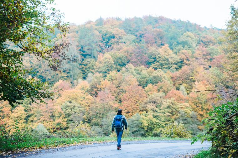 Willi Weitzel wandert in Hessen