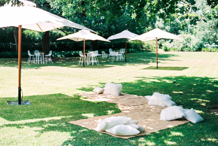 vinery wedding garden