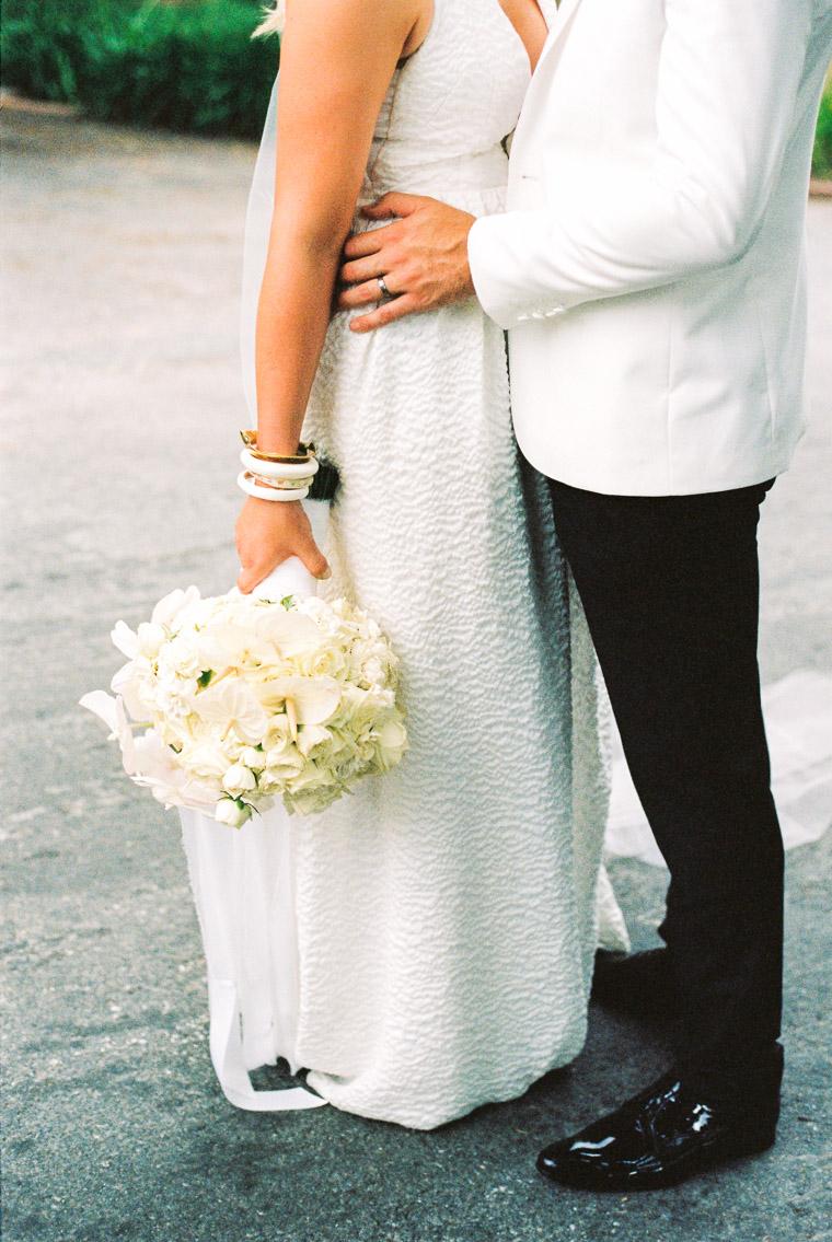 Hochzeitsfoto analog