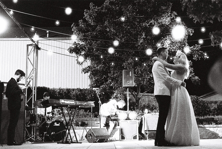 Tanz des Hochzeitspaares