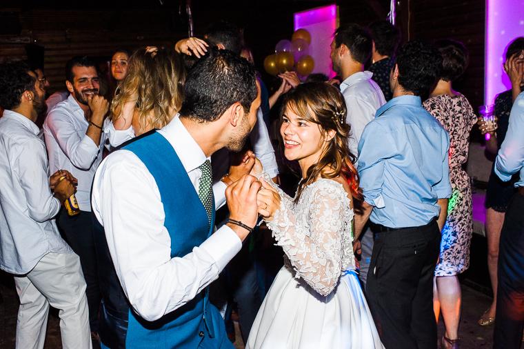brautpaar beim tanz