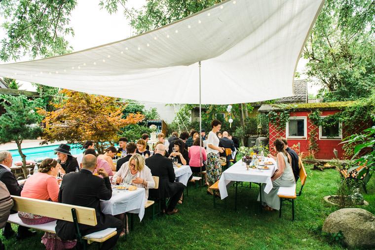 Garden Wedding In Berlin Tilman Vogler Photography
