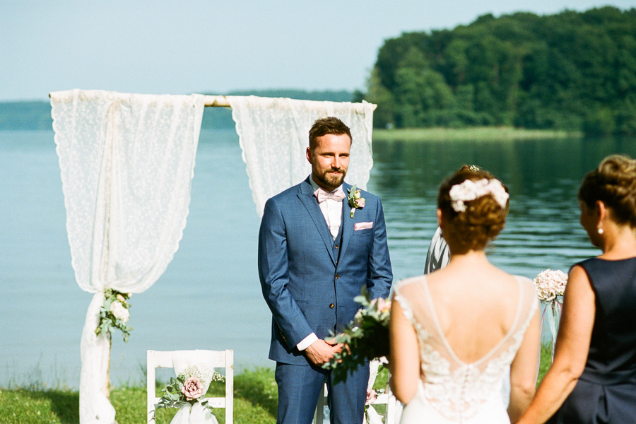 Braut trifft Bräutigam