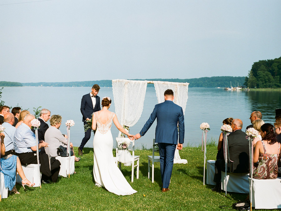 Hochzeitsfotografie Café Wildau