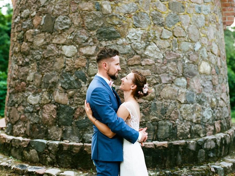 Hochzeitsfotografie am Askanierturm