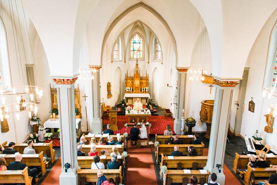 Hochzeit St. Maria Empfängnis Solingen