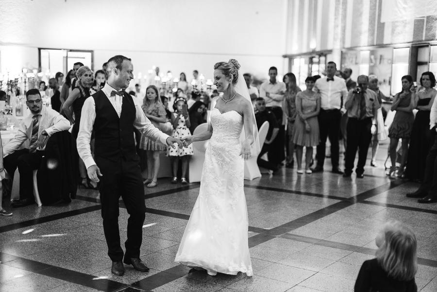Hochzeitstanz im Steinhaus Solingen