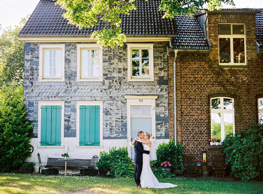 Hochzeitsfoto in Solingen