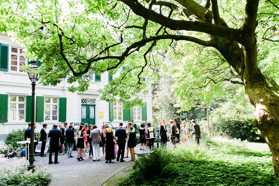 Standesamtliche Hochzeit am Standesamt Kirschheide