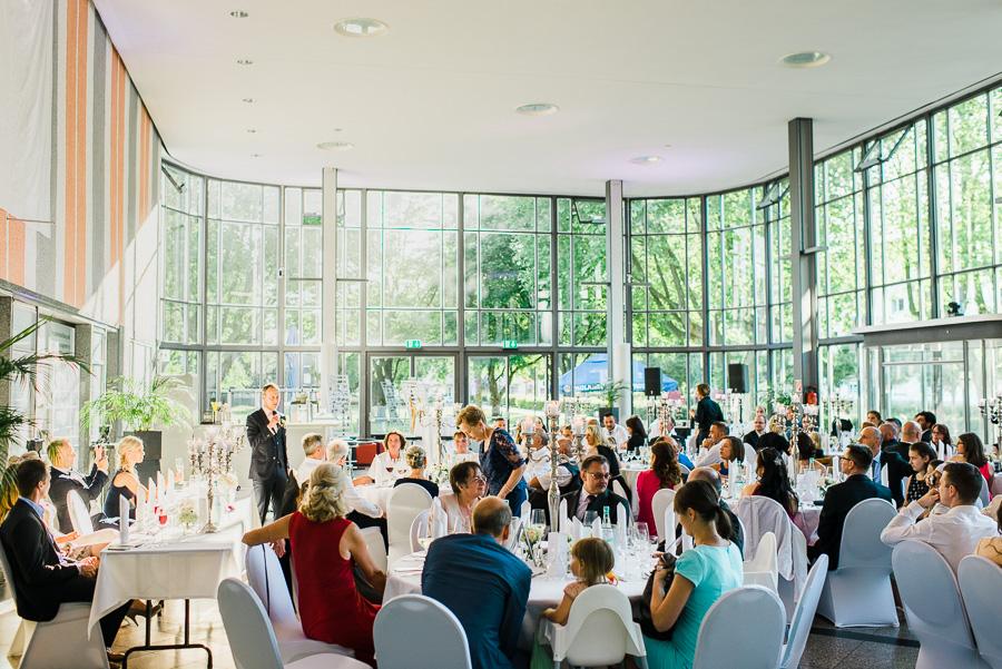 Hochzeitsfeier im Steinhaus in Solingen