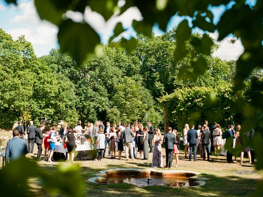 Hochzeitsfeier in der Uckermark
