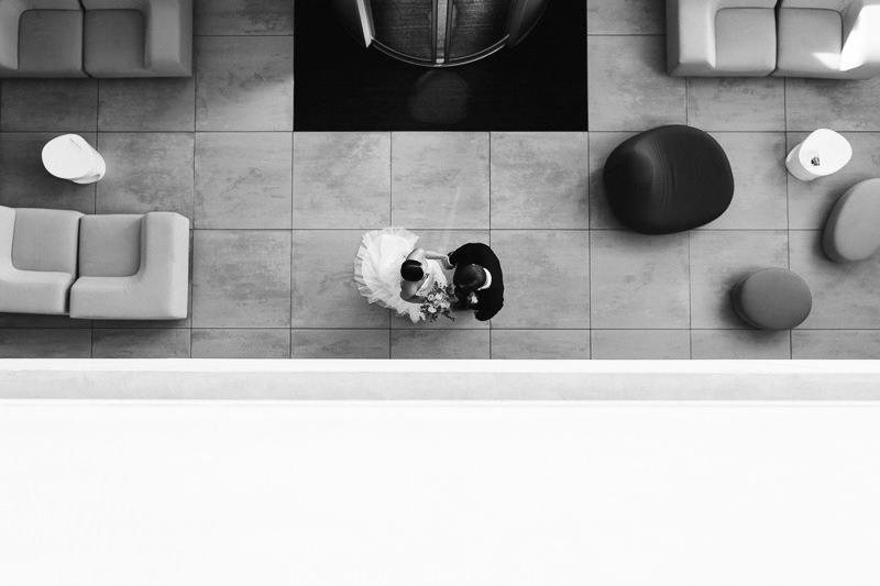 Hochzeitsfoto Köln Hotel