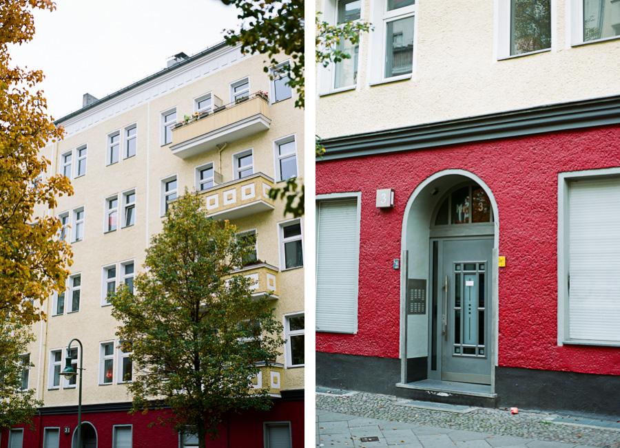Altbau in Berlin