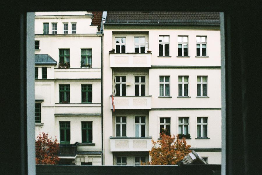 Außenansicht Altbau Berlin