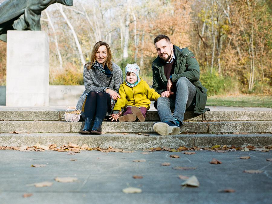 Familienfoto in Berlin Friedrichshain
