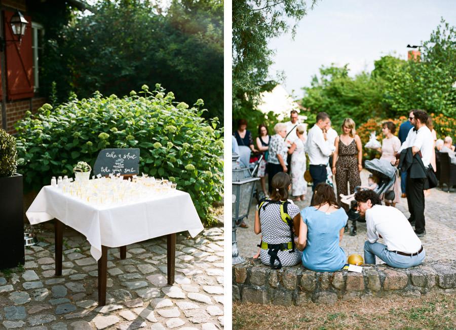Details Hochzeitsdeko