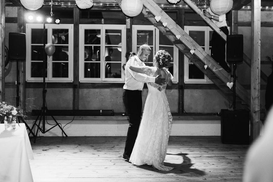 Hochzeitstanz Foto