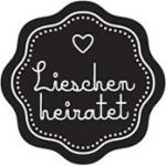 Lieschen heiratet Logo