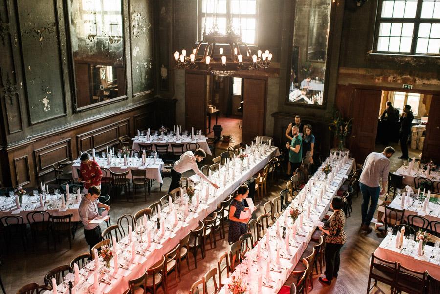 Spiegelsaal in Clärchens Ballhaus