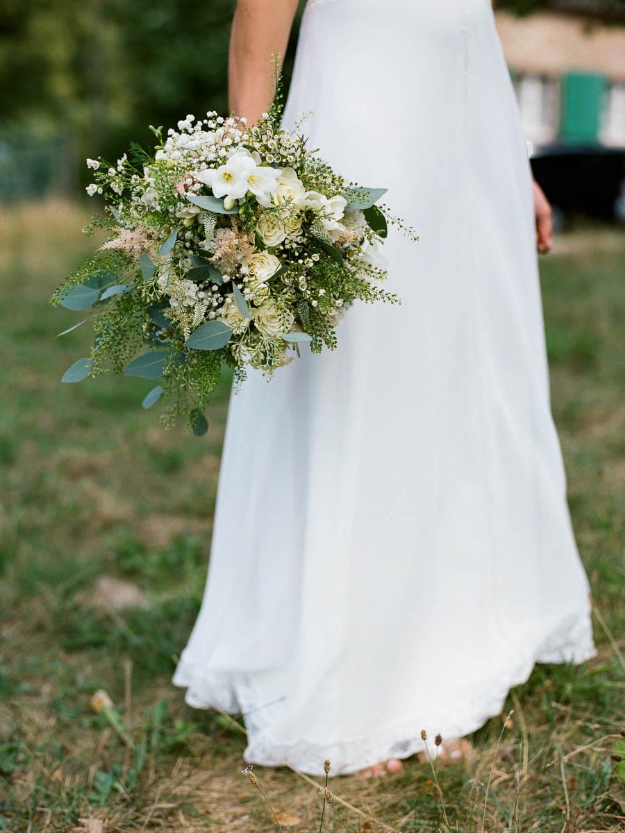 Stylische Braut