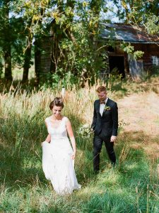 Hochzeit into the wild