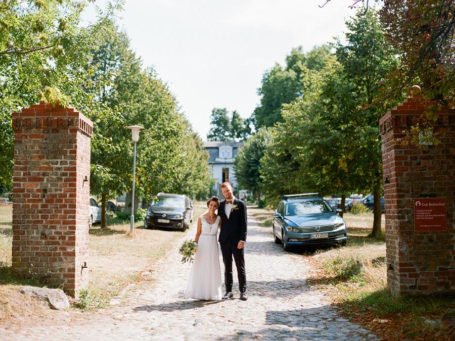 Hochzeit Gut Boltenhof