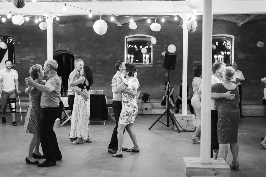 Tanzen auf der Hochzeit