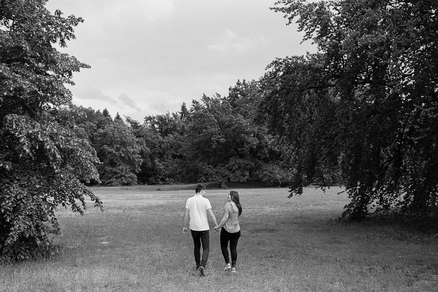 Verlobungsfotos in Berlin-Wedding