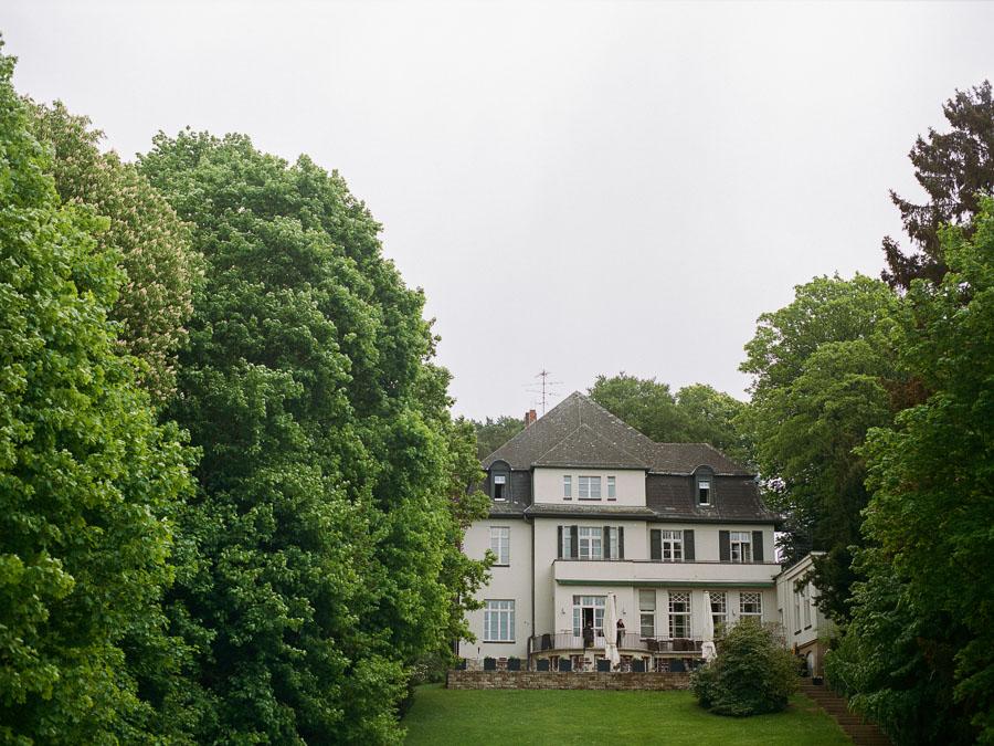 Ansicht Villa Blumenfisch am Wannsee